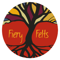 Fiery Felts